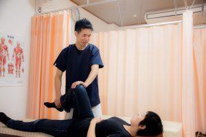 恩多整体 腰、股関節検査